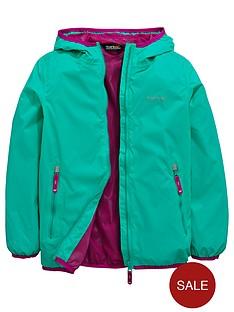 regatta-girls-lever-ii-waterproof-jacket
