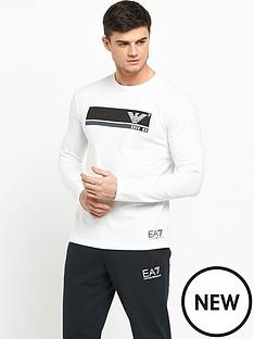 emporio-armani-ea7-graphic-ls-t-shirt