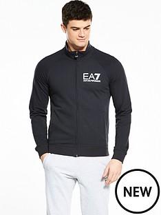 emporio-armani-ea7-logo-fleece-track-top