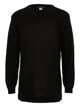 river-island-boys-black-two-in-one-shirt-jumper