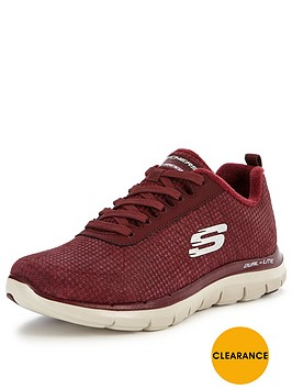 skechers-skechers-flex-appeal-shadow-fur-lined-trainer