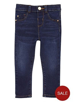 river-island-mini-girls-blue-wash-skinny-jeans