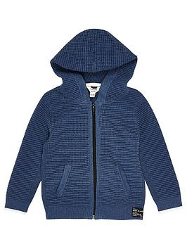 river-island-mini-boys-blue-textured-knitted-hoodie