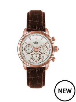 rotary-rotary-monaco-white-dial-chronogrpah-rose-tone-case-leather-strap-mens-watch