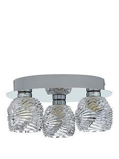 flower-glass-3-light-flush-ceiling-light