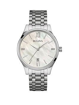 bulova-bulova-mother-of-pearl-dial-stainless-steel-bracelet-ladies-watch