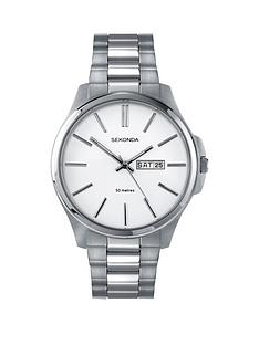 sekonda-white-dial-stainless-steel-bracelet-mens-watch