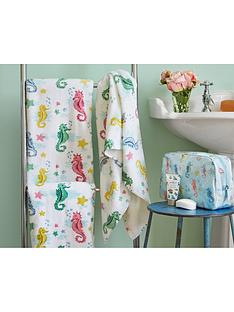 cath-kidston-seahorses-bath-sheet