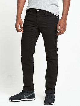 58e3777f3f52 Levi's 511 Slim Fit Jeans - Black | littlewoodsireland.ie