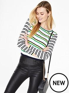 v-by-very-crew-neck-constrast-stripe-jumper