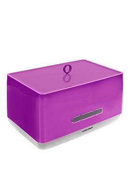 morphy-richards-chroma-bread-bin-orchid