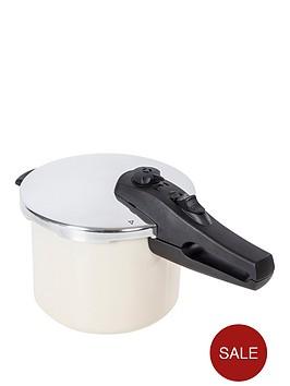 morphy-richards-chroma-5-litre-pressure-cooker-in-cream