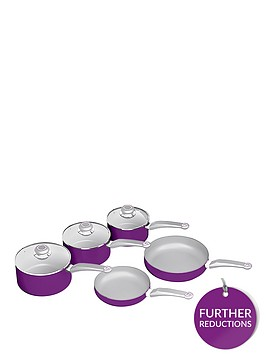 morphy-richards-chroma-5-piece-pan-set-in-orchid