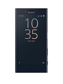 sony-xperia-x-compact-black