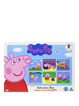 peppa-pig---selection-box-dvd