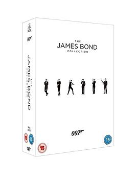 james-bond-complete-movie-collection