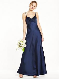 v-by-very-bridesmaids-button-back-satin-maxi-dress-navynbsp