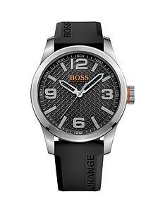 hugo-boss-hugo-boss-paris-black-dial-black-silicone-strap-mens-watch