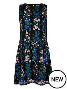 river-island-girls-blue-floral-embroidered-dress
