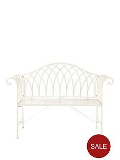 ornate-high-back-bench