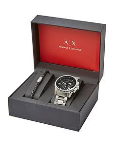 armani-exchange-black-dial-stainless-steel-watch-amp-bracelet-mens-gift-set