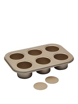 paul-hollywood-paul-hollywood-pork-pie-tin-6-hole-loose-base-non-stick