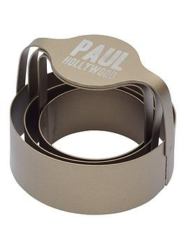 paul-hollywood-paul-hollywood-pastry-cutters-ss-with-copper-set-of-3
