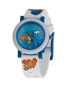 finding-dory-white-strap-watch