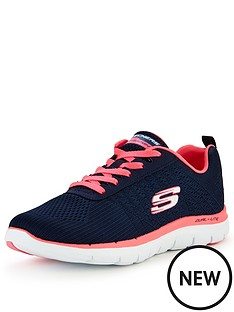 skechers-flex-appeal-20-break-free-lace-up-trainer-2
