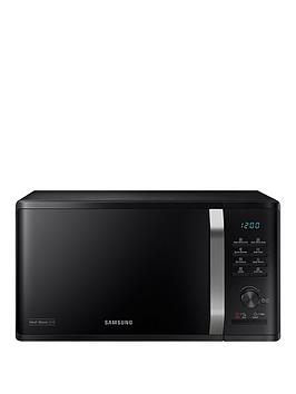 samsung-mg23k3575akeunbsp23-litre-microwave-with-heat-wave-grill-black