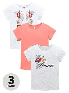 v-by-very-girls-printed-t-shirt-set-3-pack