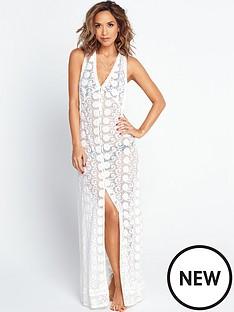 myleene-klass-button-up-lace-beach-maxi-dress-off-white