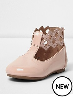 river-island-mini-girls-ballerina-ankle-strap-shoes