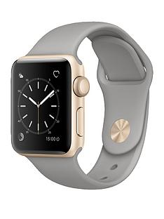 apple-watch-series-1-38mm-gold-aluminium-case-with-concrete-sport-band