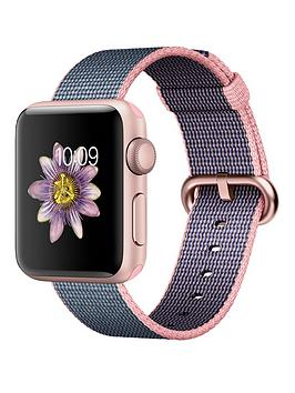 apple-watch-series-2-38mm-rose-gold-aluminium-case-with-light-pinkmidnight-blue-woven-nylon-band