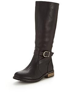firetrap-dressage-flat-buckled-boot