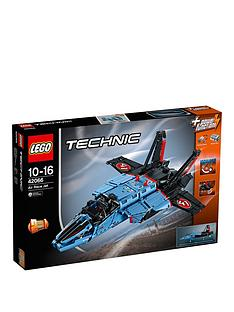 lego-technic-air-race-jet-42066