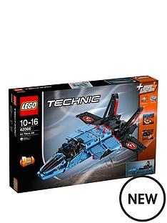 lego-technic-air-race-jet-42066