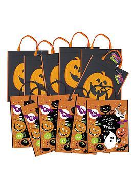 halloween-tote-bags-pack-of-12