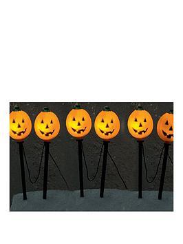 pumpkin-garden-stakes