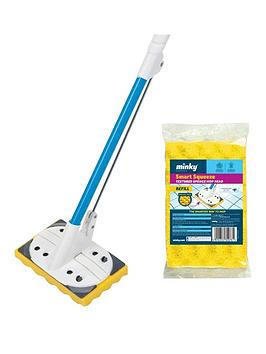 minky-smart-squeeze-mop-with-free-head