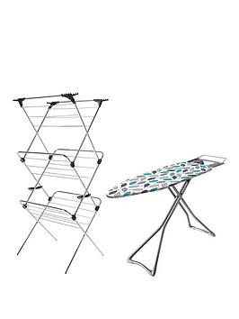 minky-ironing-board-122x38cm-amp-airer-package