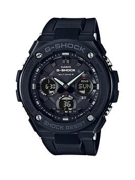 casio-casio-g-shock-g-steel-black-multi-dial-black-strap-mens-watch