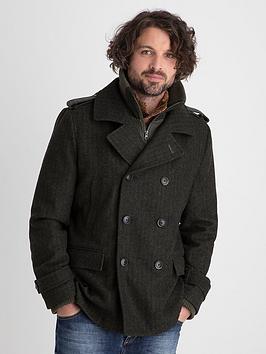 joe-browns-khaki-coat