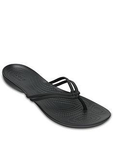crocs-isabella-flip-blacknbsp