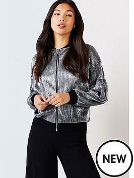 girls-on-film-metallic-bomber-jacket