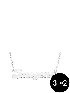 personalised-sterlingnbspsilver-bubble-font-name-necklace