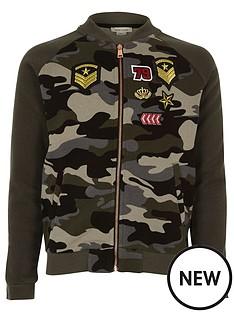 river-island-girls-khaki-camo-badge-bomber-jacket