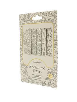johanna-basford-johanna-basford-enchanted-forest-refill-pack-for-iphone-66s