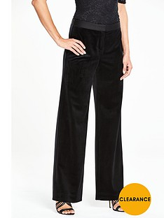 v-by-very-velvet-wide-leg-trouser